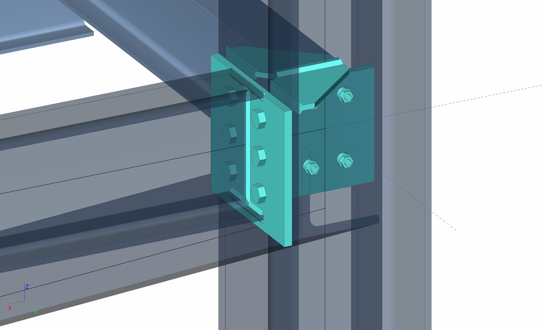 steel component method thesis A steel plate shear wall this method considers the behavior of the steel plate and strength for each individual component, that is the steel plate and.